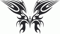 Butterfly Vector Art 049 CDR File