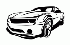 Car Vector Design Free CDR Vectors File