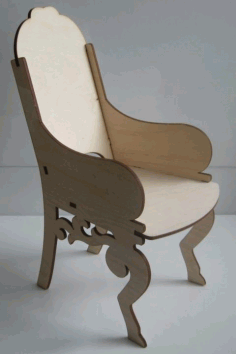 Chair Furniture Plans CDR File