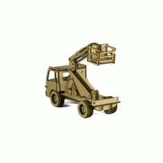 Cherry Picker 4.75mm DXF File