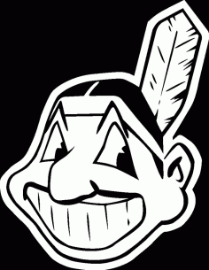 Cleveland Indians Logo Free Vector DXF File