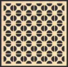 Decorative Mdf Screen Pattern Free CDR Vectors File