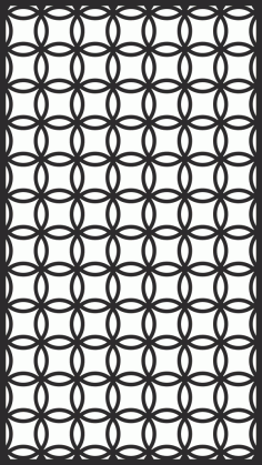Decorative Screen Panel Free CDR Vectors File