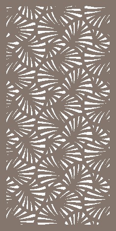 Decorative Screen Pattern Dxf Vector Design 05 DXF File