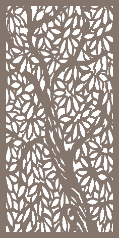 Decorative Screen Pattern Dxf Vector Design 09 DXF File