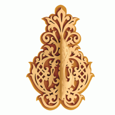 Decorative Wall Hooks To Hang Your Things In Style Free DXF Vectors File