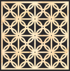 Decorative Wood Grilles Panels Pattern Free CDR Vectors File