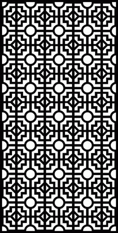 Design Pattern Free Download Vector DXF File