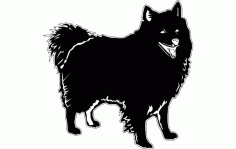Dog DXF Vectors File