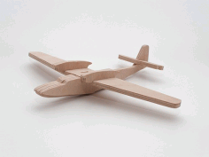 Dornier Do 26 Laser Cut 3d Model Free Vector Dxf File DXF File