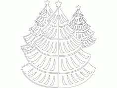 Festive Things Design 05 Free Download DXF File