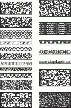 Free Patterns For Laser Cutting Free CDR Vectors File