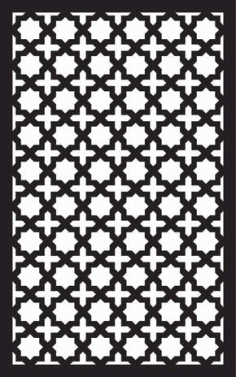 Grille Patterns Free Vector Dxf File DXF File