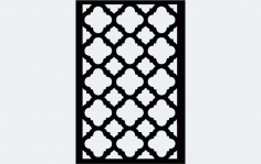 Grille DXF File