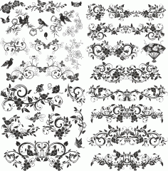 Japanese Vector Set Free CDR Vectors File