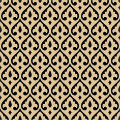 Lasercut Files Pattern Arabesque 11 Free DXF Vectors File