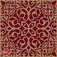Lasercut Files Pattern Arabesque Free DXF Vectors File