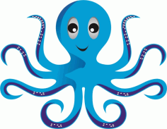 Octopus Free CDR Vectors File