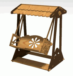 Swing Chair CDR File