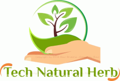 Tech Natural Herb Free CDR Vectors File