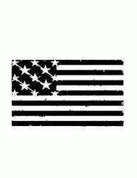 Usa Metal Cut out.free Vector DXF File