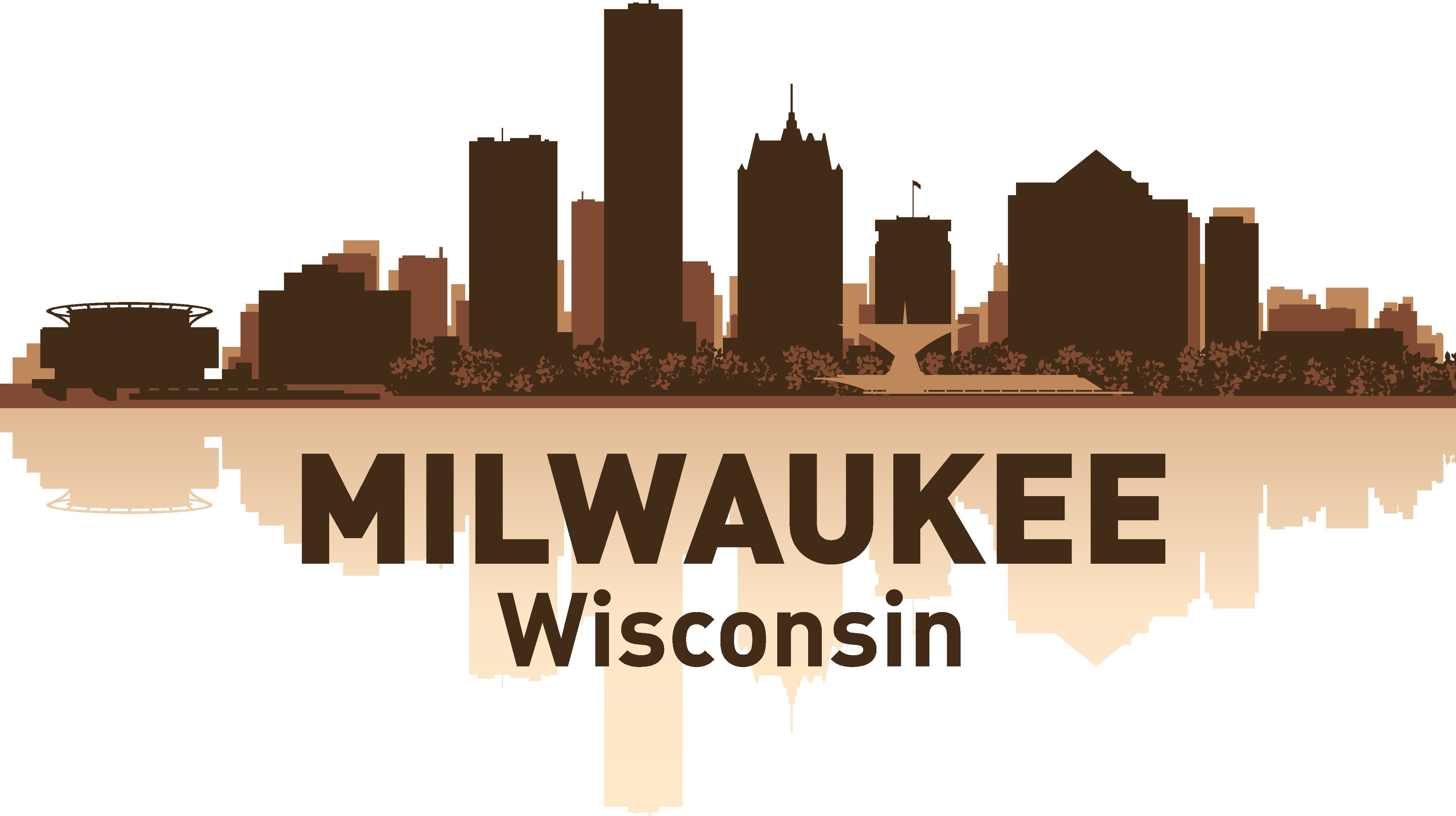 Milwaukee Skyline Free CDR Vectors File